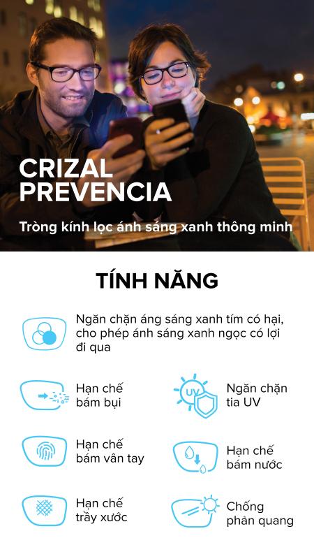 Essilor Crizal Prevencia 1.56 AS