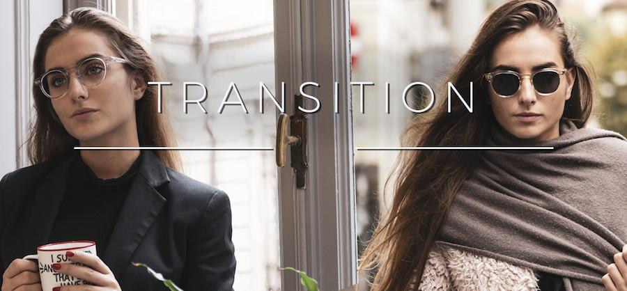 Tròng Kính Essilor Transitions Classic 1.56 AS Gray
