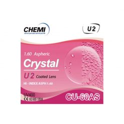 Tròng Kính ChemiLens 1.60 ASP U2